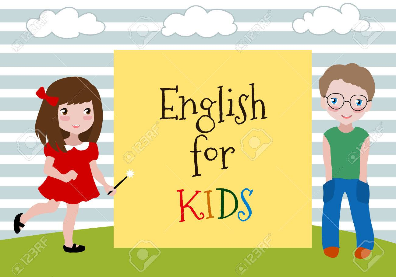 English for pre-K